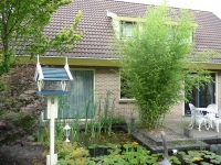 Tuin - Bed & Breakfast Baalder | 3xB